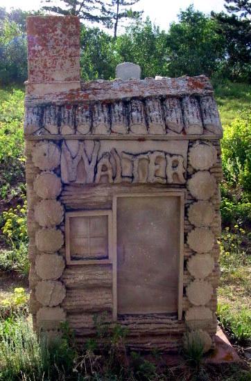 Walter Cabin, RMIOOF Cemetery