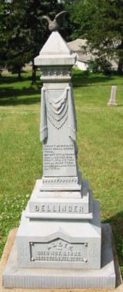 Zinc Monument